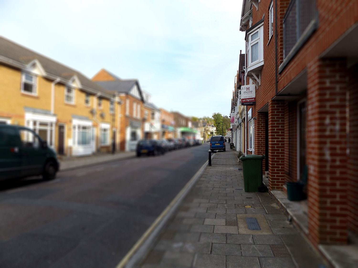 street view of york avenue east cowes