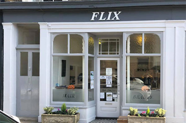 external photo of flix hairdressers in east cowes